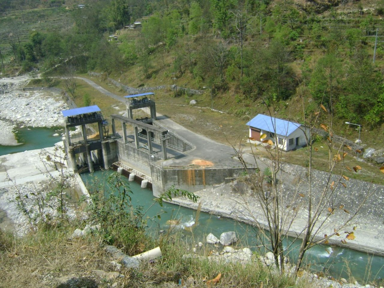 Modi Khola Hydro Power