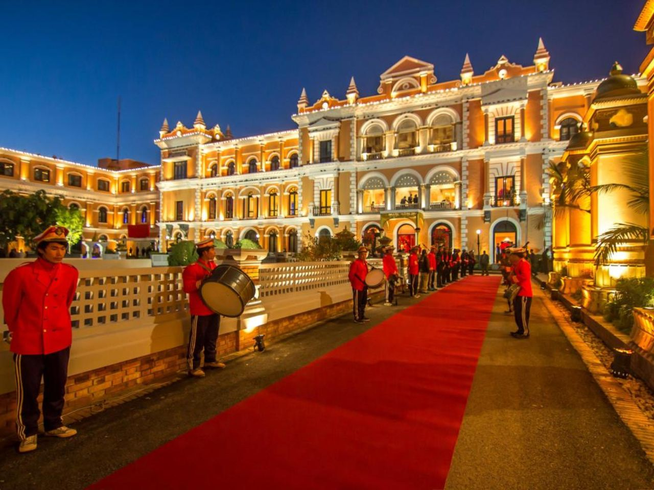 Yak & Yeti Hotel