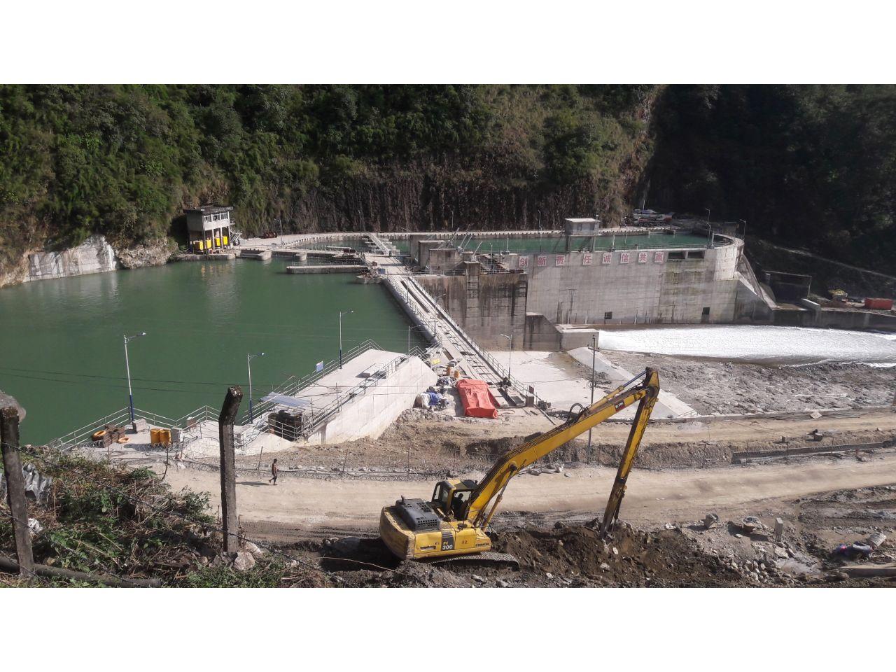 Upper Bhote Koshi Hydro Electric