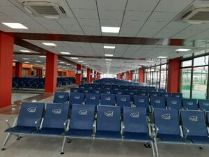 Tribhuwan International Airport – Air Capacity Enhancement Project: International Terminal Building Expansion & Reconfiguration and Associated Works.